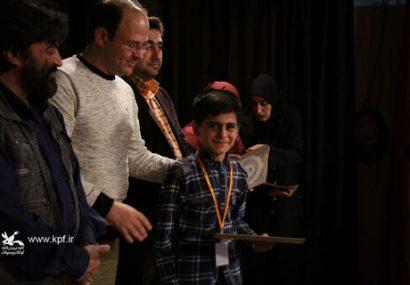 نوجوان تبریزی  به  بخش «ملی»  بیست و دومین جشنواره بینالمللی قصهگویی راهیافت
