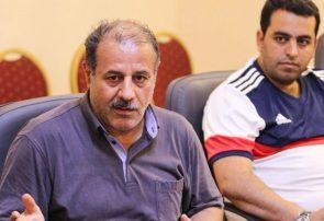 شیخلاری: از هواداران عذرخواهی میکنم