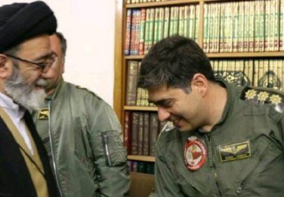 پیام تسلیت آل هاشم در پی شهادت خلبان رحمانی