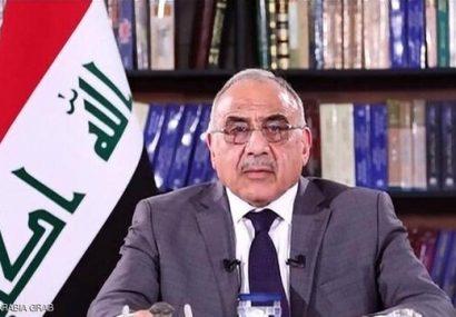 عادل عبدالمهدی: هدف قرار دادن پایگاههای حشد شعبی قابل قبول نیست