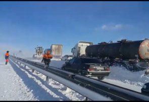 بارش برف از شنبه در آذربایجان شرقی