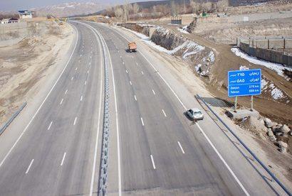 کاهش ۵۹ درصدی تردد خودرو در محورهای آذربایجان شرقی