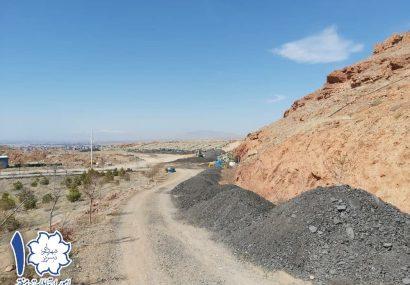 فاز عملیاتی پروژه احیاء مسیر ۷ کیلومتری پارک پیوند به ایستگاه شماره ۲ تله کابین آغاز شد