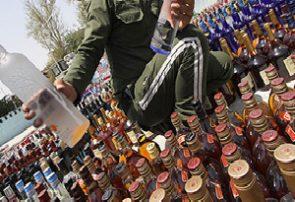 کشف۲۰۳ بطری و قوطی مشروبات قاچاق در شهرستان چاراویماق