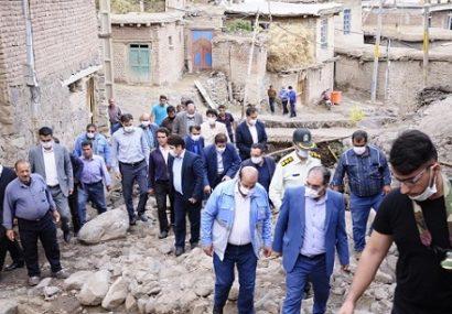 در خواست دادستان عجب شیر برای اقدام سریع ادارات متولی در امداد رسانی به مناطق سیل زده