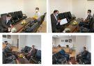 دیدار مردمی رئیس دادگستری هشترود با مردم انقلابی هشترود