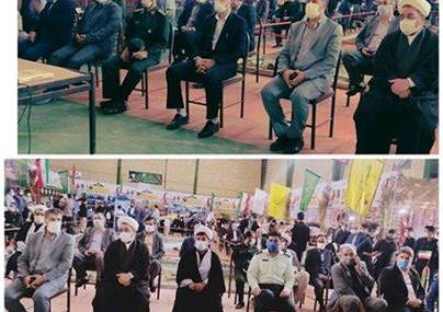 پاسداشت هفته دفاع مقدس در شهرستان ملکان