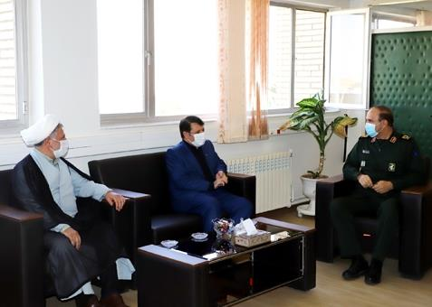 دستگاه قضایی استان در راستای مبارزه با فساد در کنار سپاه عاشورا است