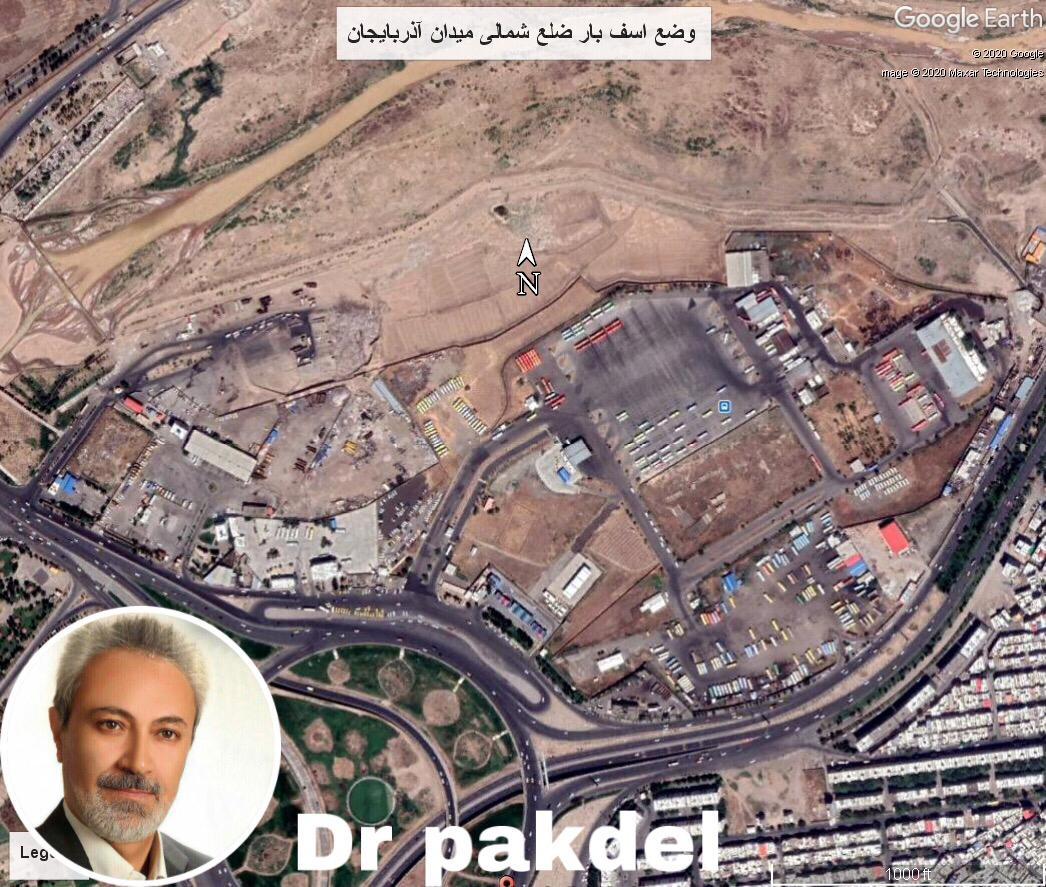 در مدار توسعه شهر تبریز؛ ساماندهی ضلع شمالی میدان آذربایجان