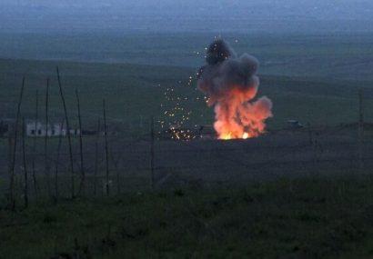 اصابت راکت به منطقه خدآآفرین موجب مجروحیت یک کودک شد + جزئیات