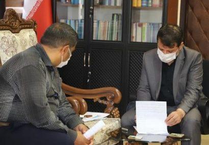 رسیدگی به مشکلات حقوقی ۷۴ نفر در ملاقات مردمی رئیس کل دادگستری استان آذربایجان شرقی