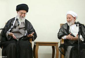 پیام تسلیت رهبر انقلاب اسلامی در پی درگذشت آیتالله یزدی