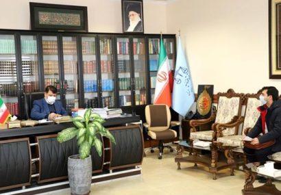 رسیدگی به مشکلات حقوقی ۸۲ نفر از مراجعین در ملاقات مردمی رئیس کل دادگستری استان آذربایجان شرقی