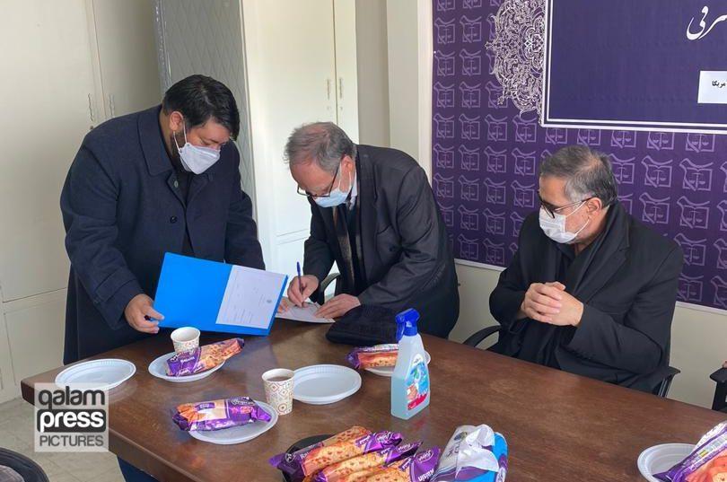 شکایت خانواده شهدای مدافع حرم در آذربایجانشرقی علیه آمریکا