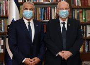 «لاپید» مأمور تشکیل کابینه شد / نزدیکتر شدن نتانیاهو به پایان