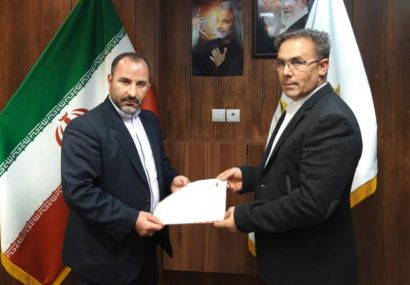 ولی کسانقی رئیس ستاد ورزش و جوانان نسل نو در آذربایجانشرقی شد