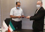امضاء تفاهم نامه همکاری دانشگاه صنعتی سهند و شرکت آرمان آذربایجان