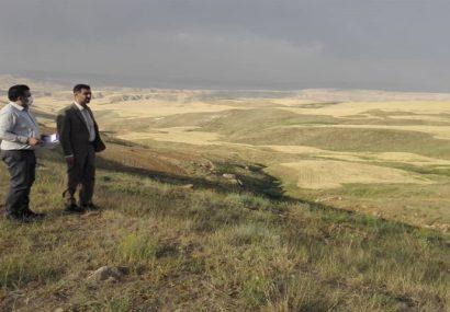 اعاده ۷۳ هکتار از اراضی ملی به بیت المال با ورود دادستانی در هشترود