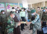فرمانده جدید تیپ ۲۵ نیروی مخصوص ارتش معرفی شد