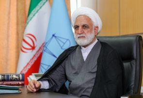 پیام تبریک رئیس کل دادگستری استان اردبیل به حجت الاسلام والمسلمین محسنی اژهای