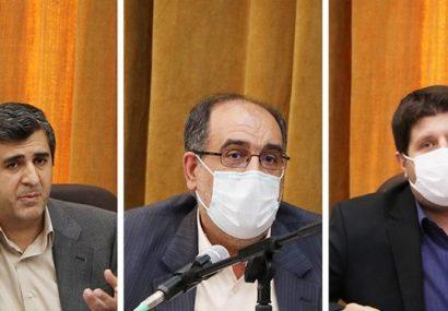 منجم، سلیمانی و رنجبر گزینههای نهایی شهرداری تبریز