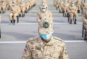 واکسیناسیون کارکنان پایور و وظیفه تیپ۲۵ نیرو مخصوص ارتش