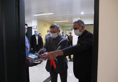 بهره برداری از دفتر اختصاصی شرکت آرمان آذربایجان  در دانشگاه صنعتی سهند