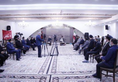برگزاری افتتاحیه هجدهمین اجلاسیه بینالمللی پیرغلامان حسینی با ۱۵۰ میهمان داخلی و خارجی در تبریز
