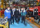 طراحی و تولید تراکتورهای سنگین در تبریز/ افزایش تولید و صادرات تراکتورسازی