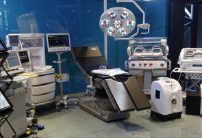 اهدای ۱٫۱ میلیارد تومان تجهیزات پزشکی ستاد اجرایی به دانشکده علوم پزشکی مراغه