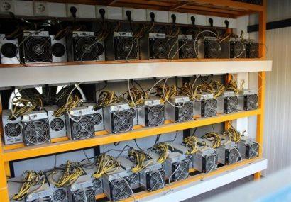 ۲۲ دستگاه ماینر غیرمجاز قاچاق در مراغه کشف شد
