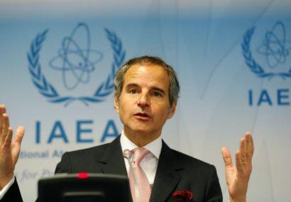 سفر رافائل گروسی به تهران/ ایران و آژانس بیانیه مشترک منتشر میکنند