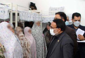 بررسی مشکلات ۴۵۰ نفر از زندانیان در حاشیه بازدیددادستان مرکز استان از زندان تبریز