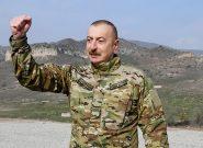 الهام علی اف: باکو به طور گسترده از اسرائیل پهپاد خریداری کرده است