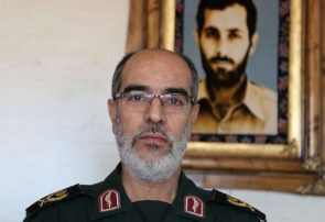 فرمانده جدید سپاه عاشورای آذربایجان شرقی منصوب شد