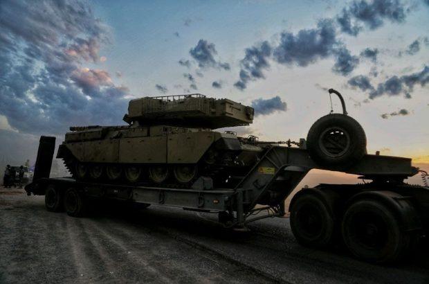 """آغاز رزمایش """" فاتحان خیبر """" نیروی زمینی ارتش در منطقه شمال غرب"""